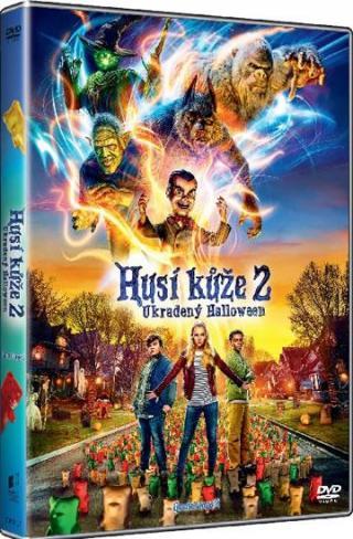Husí kůže 2: Ukradený Halloween [DVD]